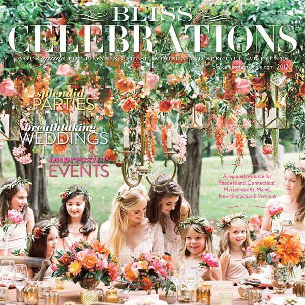 Wedding Magazine Subscription Gift: BKB & Co. Featured In Bliss Magazine