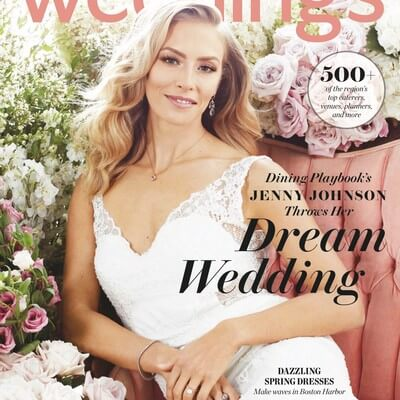 Published: Boston Weddings Magazine