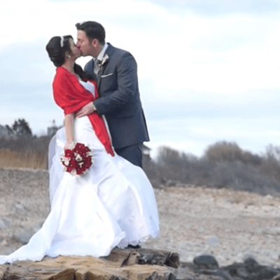 Winter wedding at The Cruiseport Gloucester