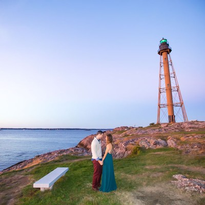 Best Engagement spots north of Boston