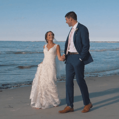 Cape Cod Wedding at Ocean Edge Resort