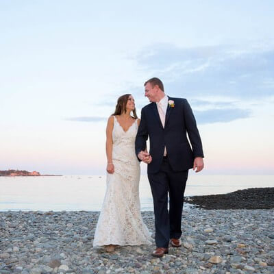 A Summer wedding at The OceanView Nahant